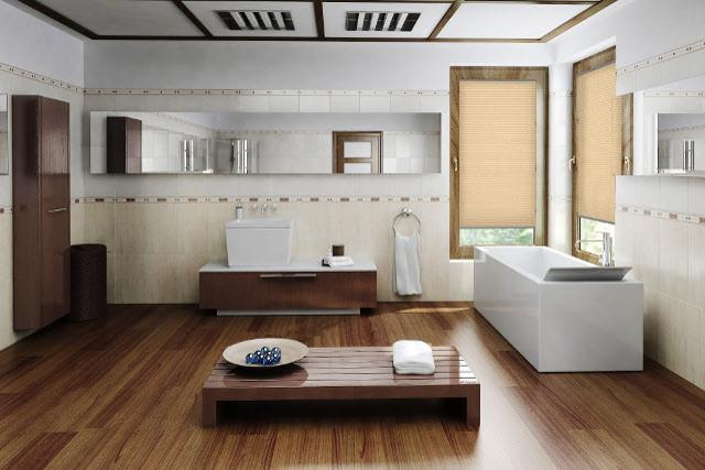 Feng Shui Badezimmer