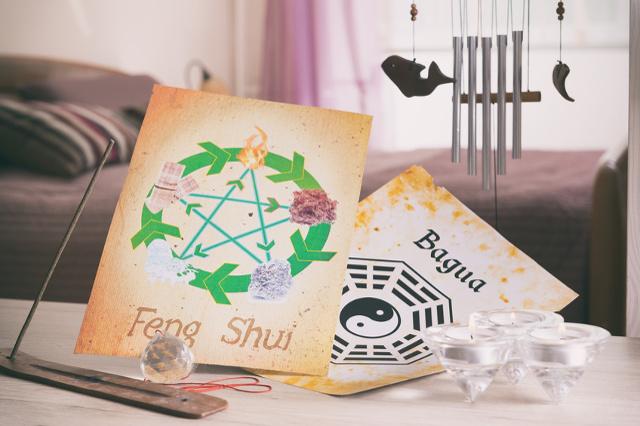 Feng Shui Wohnung