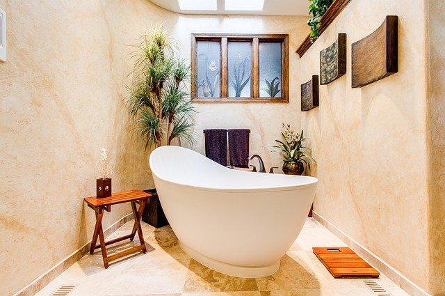 Badezimmer-Feng-Shui